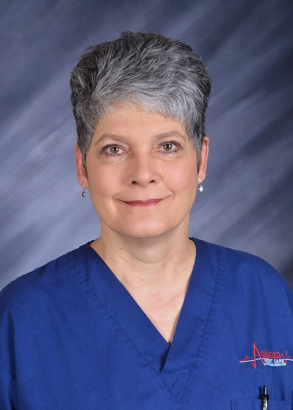 Dr. Julie Parsons workers' compensation and occupational medicine