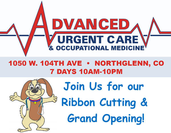 Advanced Urgent Care Northglenn Ribbon Cutting 80234