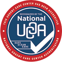 Advanced Urgent Care - Certified by the National Urgent Care Cetner Accredation