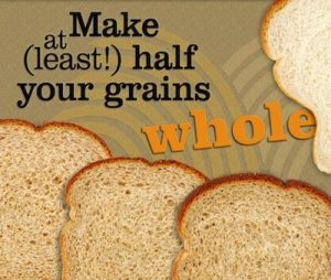Choose Whole Grains for your Health
