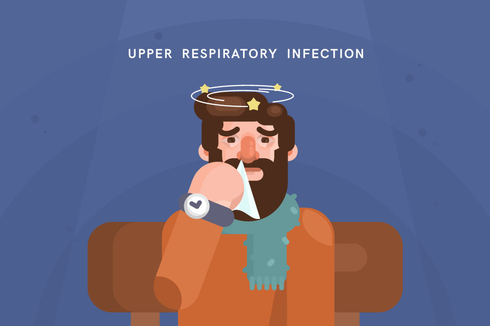 U.R.I. = Upper Respiratory Infection or Un Real Inconvenience?
