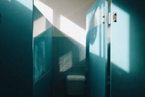 bathroom stall - a uti or an sti