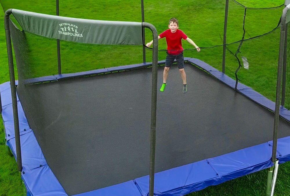 Trampoline Injury: Types and Prevention