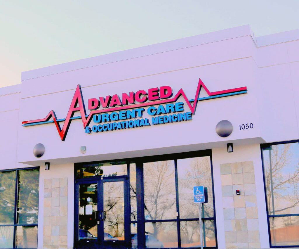 Urgent Care Services | Advanced Urgent Care & Occupational