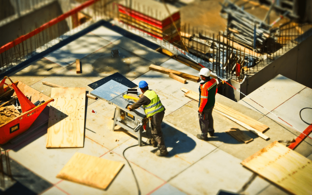 How Construction Companies can Avoid Injury & Workers' Compensation Claims