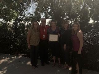 Adams 12 School District Receives Advanced Partnership Award