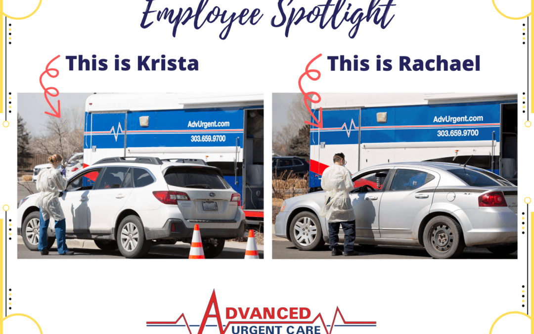 Employee Spotlight: Krista & Rachael