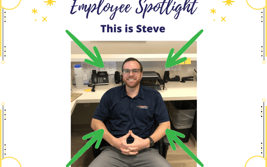 Employee Spotlight: Steve Pope-Rolewski