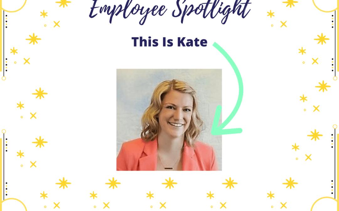 Employee Spotlight: Kate Euser