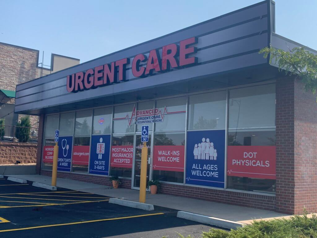 urgent care westminster - north federal