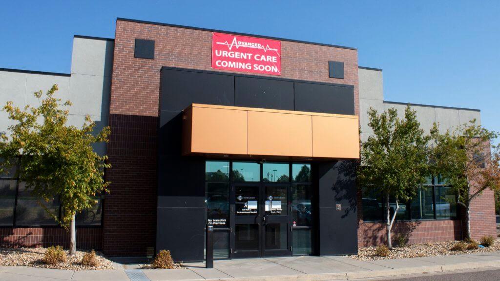 urgent care centennial